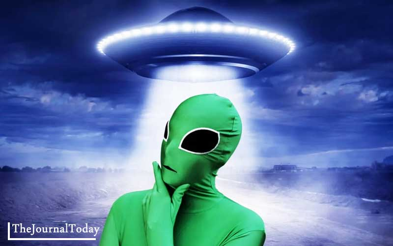 This Years Next Big Gig — Aliens Exist: Pentagon Confirms